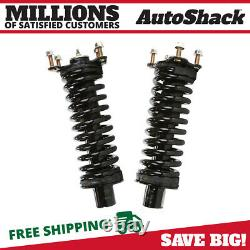 2 Front Strut Coil Spring for 2007-2010 2011 Dodge Nitro 2002-2012 Jeep Liberty