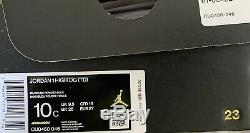 2020 Nike Air Jordan 1 Retro High OG UNC To CHICAGO sz 10C Toddler CU0450-046