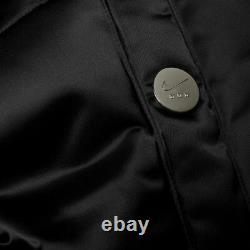 $800 Nike NikeLab x MMW Matthew Williams Down Fill Parka Jacket Black AR5610-010