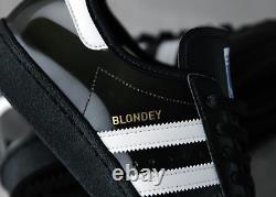 Adidas Blondey Superstar Black (H01022) Men's Size 10! SHIPS TODAY