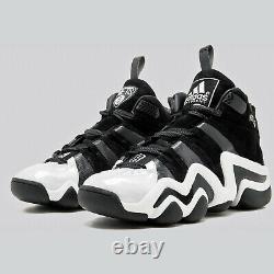Adidas Crazy 8 G99418 Brooklyn Nets Kobe Bryant EQT Black White KB8 2014 NEW 10