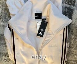 Adidas x IVY Park Convertible Snap Track Jacket Beyonce L LARGE Unisex NWT