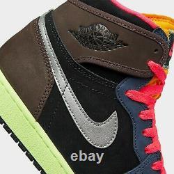 Air Jordan 1 Bio Hack Tokyo Retro High OG Baroque Brown 555088-201