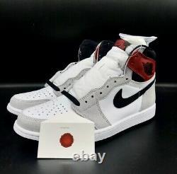 Air Jordan 1 High Og Light Smoke Grey 555088-126
