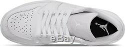 Air Jordan 1 Low White Retro 553558-112