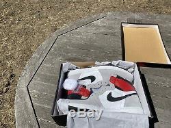 Air Jordan 1 Retro High OG Smoke Grey. Size 12