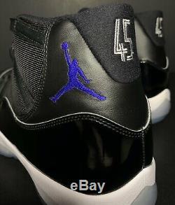 Air Jordan 11 Retro Space Jam 2016 378037-003 Size 16