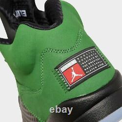 Air Jordan 5 Oregon Ducks Retro Apple Green CK6631-307