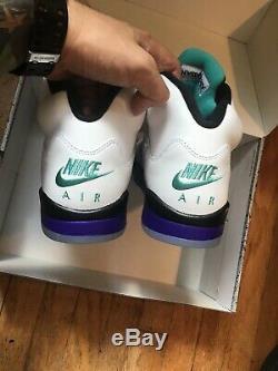 Air Jordan V Retro Fresh Prince OG Nike Air 5 Size US 11 44 UK 10