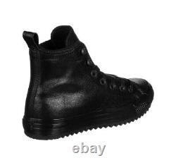 Converse Chuck Taylor All Star Leather Hiker Hi High Top Sneaker Boot Shoe 9 NEW
