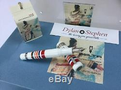 Delta indigenous people collection Inuit limited edition fountain pen NEW
