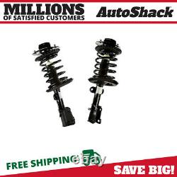 Front Complete Strut & Coil Spring Assembly Pair 2 for 2001-2007 Grand Caravan