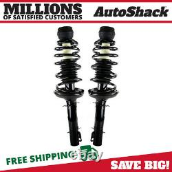 Front Complete Strut Pair for 1999-2006 Golf 1999-2005 Jetta 1998-2010 Beetle