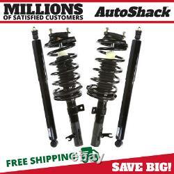Front Complete Strut & Rear Shock Absorber Kit Set of 4 for 2000-2005 Ford Focus