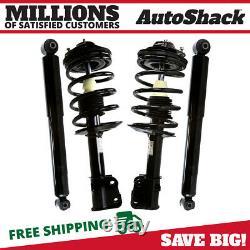 Front Complete Strut & Rear Shock Absorber Kit Set of 4 for Chrysler PT Cruiser