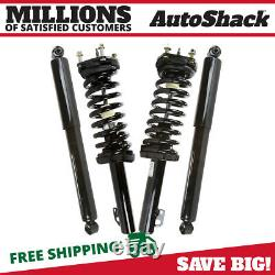 Front Complete Strut & Rear Shock Absorber Kit Set of 4 for Jeep Grand Cherokee
