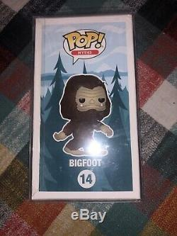 Funko Bigfoot #14 2018 Spring Convention Limited Edition