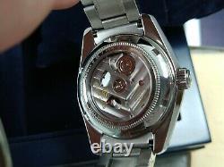 Grand Seiko GMT Automatic SBGJ003 Hi-Beat 36000 Watch GS spring drive