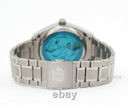 Grand Seiko Heritage Spring Drive Snowflake Wristwatch SBGA211