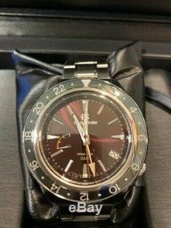 Grand Seiko Limited Edition GMT 44mm Spring Drive SBGE 245