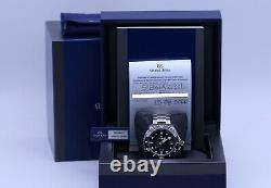 Grand Seiko SBGA231 Diver Spring Drive Titanium- 2020 Box & Papers