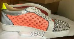 Last Chance Sale Authentic Christian Louboutin Sneakers Colors Size 38/8