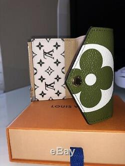 Louis Vuitton Monogram Giant Zoe wallet Spring 2019 LIMITED EDITION, Sold Out