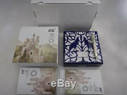 MONTBLANC 2018 Patron of Arts Homage to Ludwig II Limited Edition 888 M Sealed
