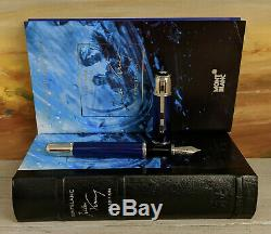 MONTBLANC Jules Verne Writers Limited Edition Fountain Pen