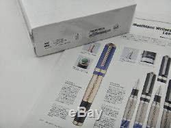 MONTBLANC Leo Tolstoy Writers Limited Edition 1604/1868 Fountain Pen M Sealed