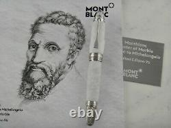 MONTBLANC Master of Marble Homage to Michelangelo Limited Edition 96 M FP