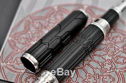 MONTBLANC Victor Hugo 2020 Writers Limited Edition LE 9800 Fountain Pen F 125509