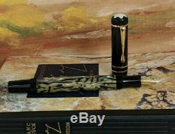 MONTBLANC Writers Limited Edition Oscar Wilde Fountain Pen