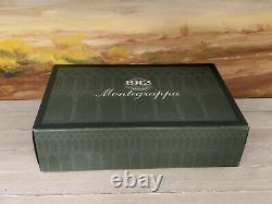 MONTEGRAPPA Cosmopolitan Arabian Sterling Silver Limited Edition Fountain Pen