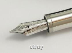 Montblanc Albert Einstein Fountain Pen Limited Edition of 3000