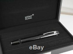 Montblanc HERITAGE 1914 Limited Edition Black Fountain Pen M (NEAR MINT) F/S