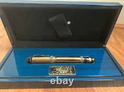 Montblanc Limited Edition Friedrich II Fountain Pen In Original Box 4562/4810