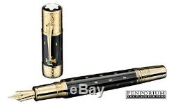 Montblanc Patron Of The Art Elizabeth I 4810 Limited Edition Fountain Pen Fine