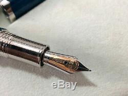 Montegrappa Limited Edition tribute to Amedeo Modigliani Fountain Pen Fine