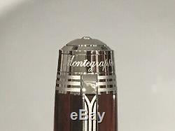 Montegrappa Stradivari Fountain Pen Limited Edition, Gold Nib 18k. 750