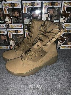 NIke SFB Field 2 8 Desert Military Combat Boots AQ1202-900 Mens Size 10.5 AC4