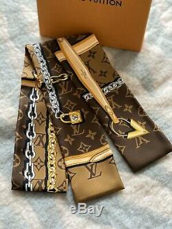 NWOT Louis Vuitton Monogram Confidential Bandeau Limited Edition Brown M78655