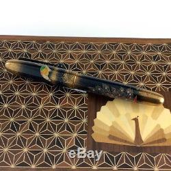 Namiki Yukari Royale Peacock Limited Edition Maki-e Fountain Pen