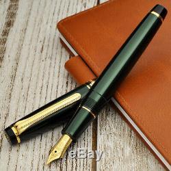 New Sailor 1911 Profit Limited SHIKIORI 14K Gold MF Nib Fountain Pen