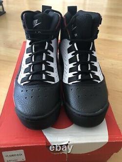 Nike Air Darwin Shoes Chicago Bulls Rodman (Size 12)Jordan Red AJ9710-001 NEW