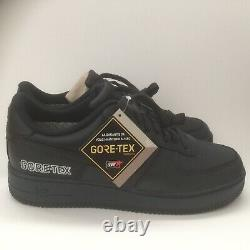 Nike Air Force 1 Gtx Gore-tex Anthracite/black Mens Size 10.5 Ct2858-001