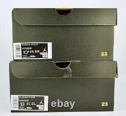 Nike Air Jordan 1 High FlyEase Turf Orange (CQ3835-008) Men's Size 13