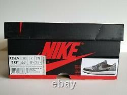 Nike Air Jordan 1 Low SHADOW 2015 100% DS sz 10.5 705329-003