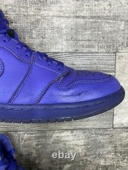 Nike Air Jordan 1 Retro High Gatorade Rush Violet Purple Orange Og AJ5997-555 11