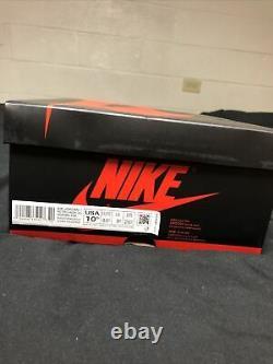 Nike Air Jordan 1 Retro High OG Dark Mocha Black Men's Size 10.5